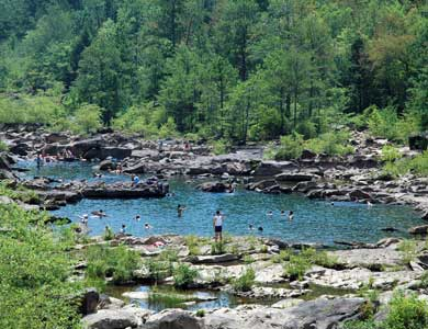 The Good Old Swimming Hole